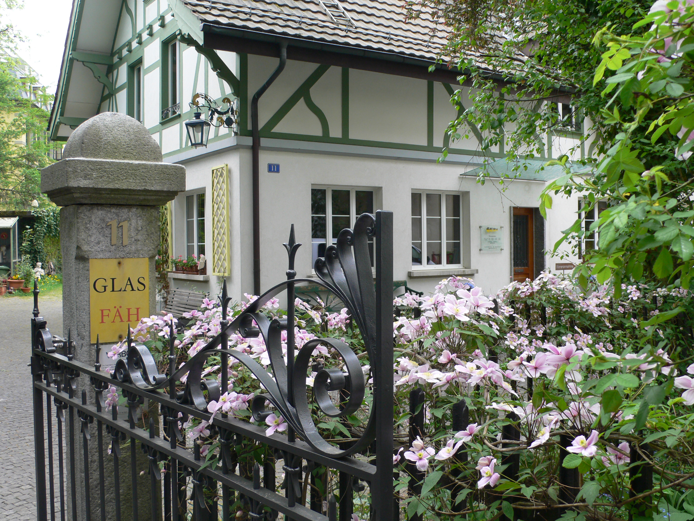 Glas Fäh AG an der Zähringerstrasse